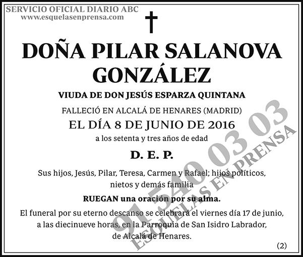 Pilar Salanova González